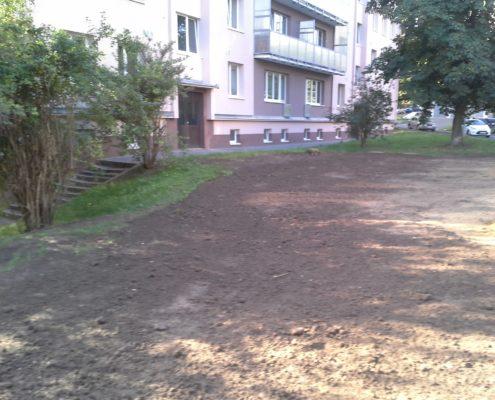 Praha Jarov - ul.Luční