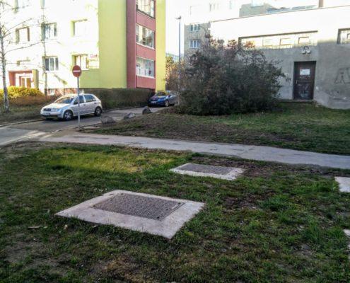 Praha - ul. Jasmínova